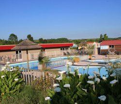 camping piscine haute normandie