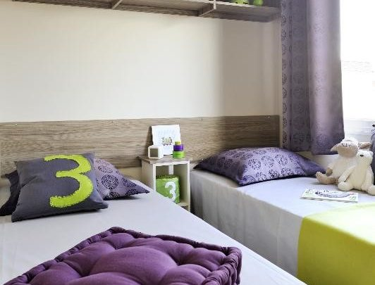 4-Sterne-Campingplatz Le Marqueval