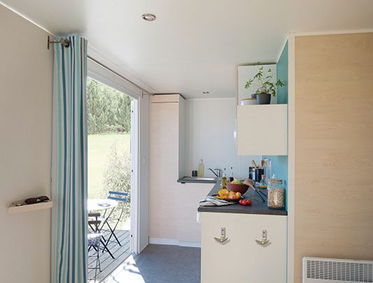 campsite in haute normandie