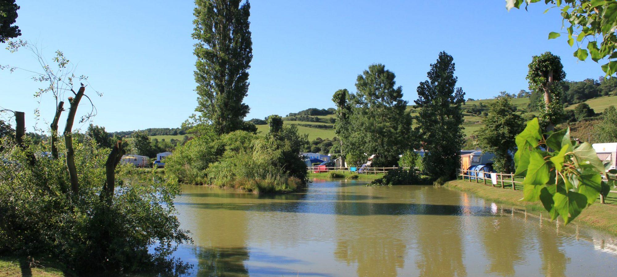 Camping normandie avec étang : pêche