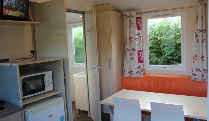 Mobile home for sale campsite Seine Maritime