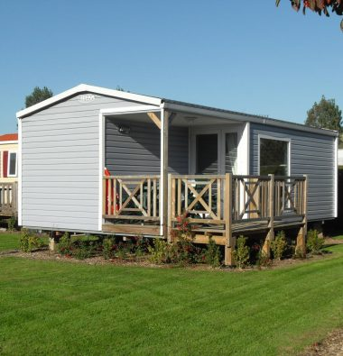 rental mobile home loggia