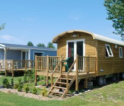 Location mobilhome et insolite au camping Marqueval