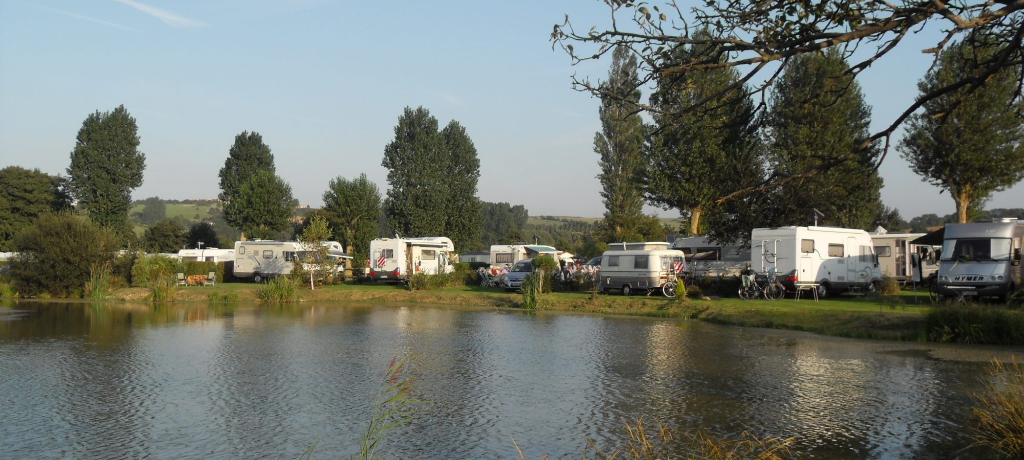 Emplacement camping car dans le nord